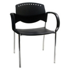 Stack Chair with Arms, CD02493
