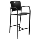 Cafe Stool with Arms, CD02490