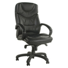 High Back Executive Leather Chair, CD02487