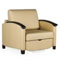 Harmony Lounge Sleeper Chair, 25411