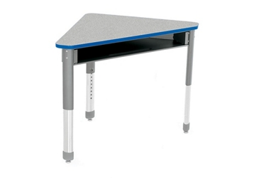 Wing Shaped Student Desk, 10310