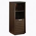 Skyline Chocolate Audio Storage Tower, CD00140