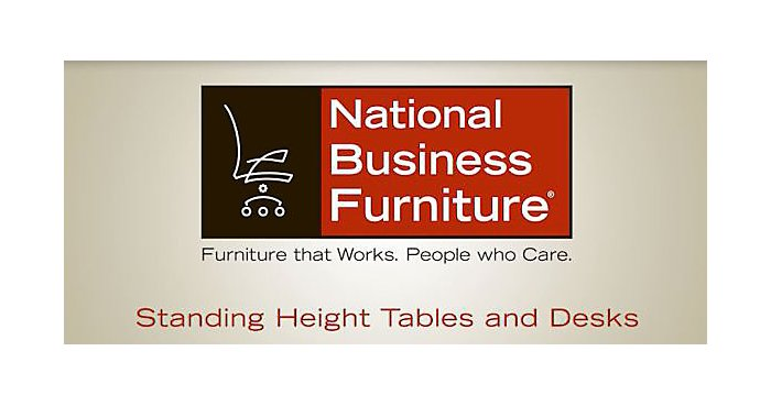 The Benefits of Standing Height Tables and Desks | NBF Blog