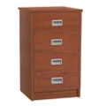 "32"" Wide Behavioral Health Four-Drawer Dresser, 25726"