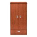 Behavioral Health Double Door Wardrobe Cabinet, 25730