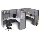Two Person Workstation, 20985