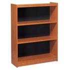 Oak or Cherry Bookcase -  3 Shelf, CD00199