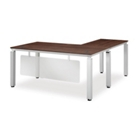 Pacifica Collection Compact L-Desk, 12031