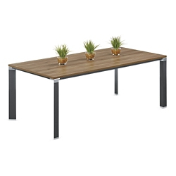 Empire Conference Table with Triangular Legs - 6.5'W, 40011
