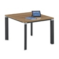 """Empire Square Conference Table with Triangular Legs - 39""""W, 40013"""
