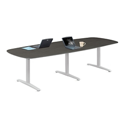 Plus T-Leg Conference Table - 10'W, 45011