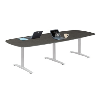 Plus T-Leg Conference Table - 10'W, 45011