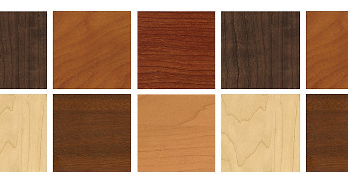 How to Select the Right Color Wood | NBF Blog