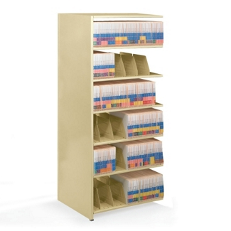 "36""W x 30""D Add-On Double Entry Open Shelving Unit, 31991"