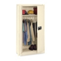 "Wardrobe Cabinet with Keypad Lock - 72"" H, 36153"