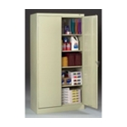"Ready to Assemble Steel Storage Cabinet - 36""W x 24""D x 72""H, CD03854"