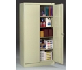 "Six Shelf Storage Cabinet - 72""H, 31776"