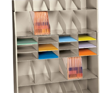 Letter Size Add-A-Stack Literature Sorter Tier, 31176