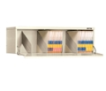 Add-A-Stack Flip Down Posting Shelf, 31181