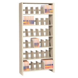 "Single-Entry Open Shelving Starter Unit 36""W x 12""D, 31184"