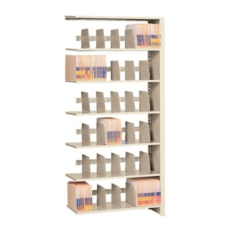"36""W x 12""D Add-On Single Entry Open Shelving Unit, 31185"