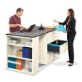 Standing Height Workstation, 31870