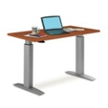 "Trendway 48""W Standing Height Table with Pneumatic Lift, 41567"