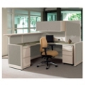 L-Shaped Panel Reception Station, 75369