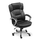 Big and Tall Executive Faux Leather Chair, CD03821