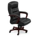 Vista Leather Executive Chair, 50834