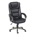 Montana Faux Leather High Back Executive Chair , CD08200