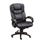 Executive Faux Leather Chair, 55577-1