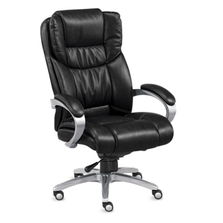 Morgan Executive Faux Leather Chair, 55577S