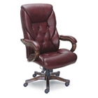 Kingston Standard Faux Leather Executive Chair, CD08171