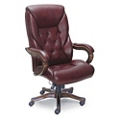 Traditional Genuine Leather Executive Chair, 55610