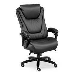 Ultra Collection Leather Big and Tall Executive Chair, 56014