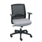 Set of 8 C2 Mesh Back Chairs with Memory Foam, CD07737