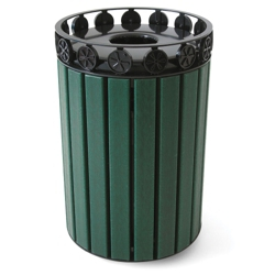 Recycled Waste Receptacle 32 G, 85945