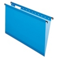 20 Polylaminate Legal Size Hanging File Folders, 92008
