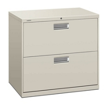 """Two Drawer Lateral File - 30""""W, 30190"""