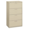 "Four Drawer Lateral File - 30""W, 30382"