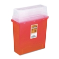 Sharps Medical Receptacle - 5 Quart Capacity, 85923