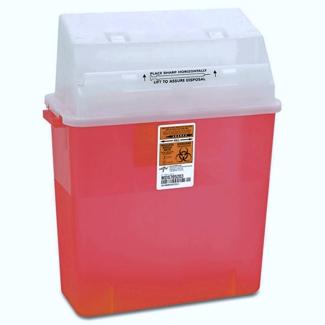 Sharps Medical Receptacle - 3 Gallon Capacity, 85932
