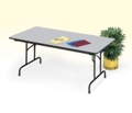 "Rectangular Folding Table - 96"" x 30"", 41159"