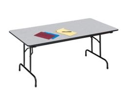 "Rectangular Folding Table - 72"" x 30"", 41158"