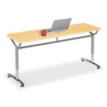 "Adjustable-Height Training Table 72""W x 20""D, 41426"