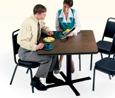 "Breakroom Table - 36"" Square, 44086"