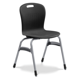 """19"""" Stacking Chair, 50553"""