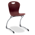 "18"" High Cantilever Chair, 50555"
