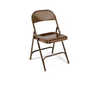 Steel Folding Chair, 51124